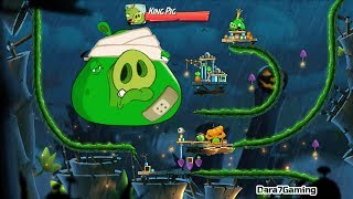 Angry Birds 2 King Pig Panic! (DAILY CHALLENGE) – 3 LEVELS Gameplay Walkthrough Part 270
