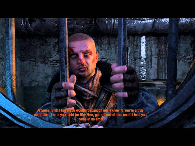 Metro Last Light Gameplay - GTX660 ULTRA