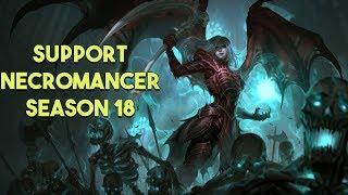 Diablo III Season 18 #13 - 2 man Greater Rift 90 zNecromancer