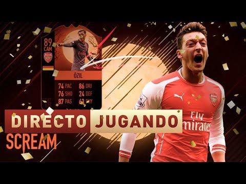 FUT CHAMPIONS CON SCREAM EN DIRECTO !!!  | PARTE 2 | FIFA 18 | KERU 13