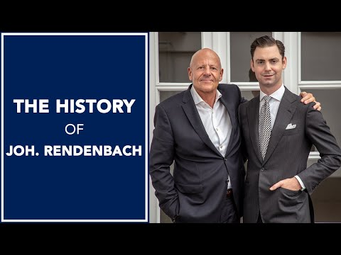 The History Of The JR Rendenbach Tannery - With Hanns Rendenbach | Kirby Allison