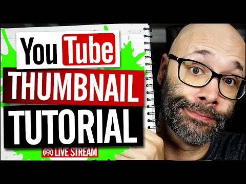 YouTube Thumbnail Tutorial | Make YouTube Thumb In Photoshop