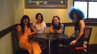 Glam Skanks Interview; The Ladies Take the Rorschach Inkblot Test - Rockblot #033