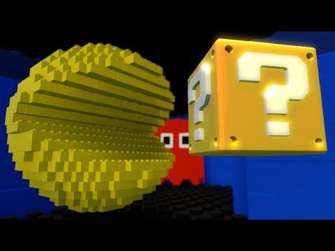 Pacman LEGO - Question Block