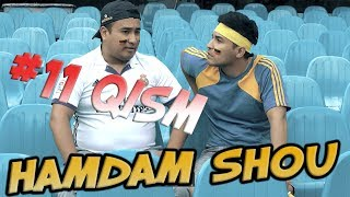 Ham Dam SHOU 11-soni (13.07.2017) | Хам Дам ШОУ 11-сон