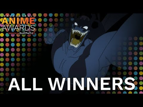 Crunchyroll Anime Awards | ALL WINNERS