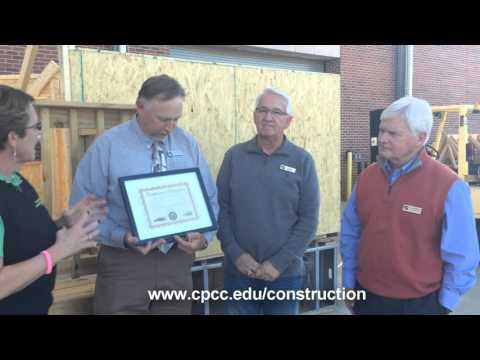 Safe Digging Partner - Central Piedmont Community College Construction Technologies Division