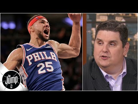 Will Ben Simmons become a Giannis Antetokounmpo or an Andrew Wiggins? | The Jump