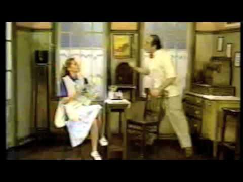 Cadeira de Barbeiro com Cacá Rosset e Lucinha Lins - TV Manchete
