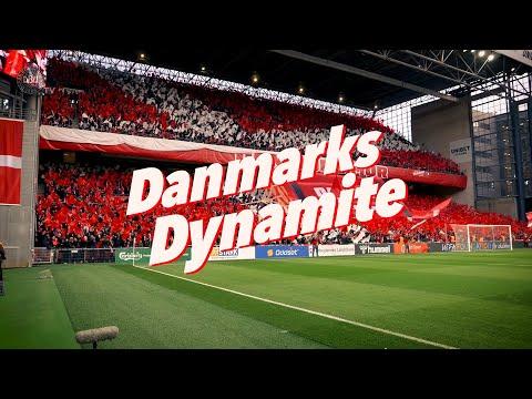 Смотреть клип Herrelandsholdet & Alphabeat - Danmarks Dynamite