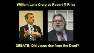 Robert M. Price Exposes William Lane Craig