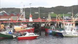 Killybegs Co. Donegal, Ireland's Premier Fishing Port