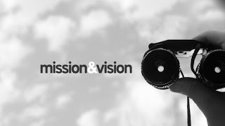 Mission and Vision | Week 2