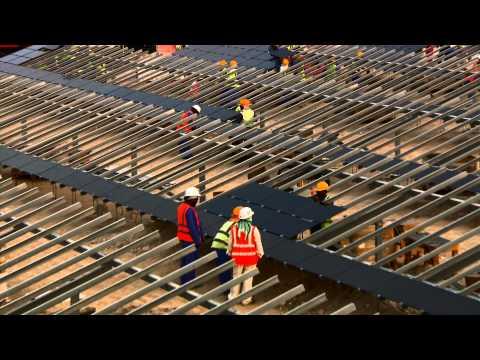 First Solar Project Overview: Phase 1 Mohammed bin Rashid al Maktoum 13MW PV Power Plant