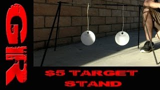How To #11: Build A Target Stand For Under $5