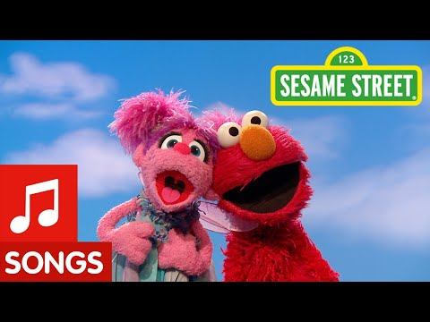 """Sesame Street: """"I Can Sing"""" with Elmo and Abby"""