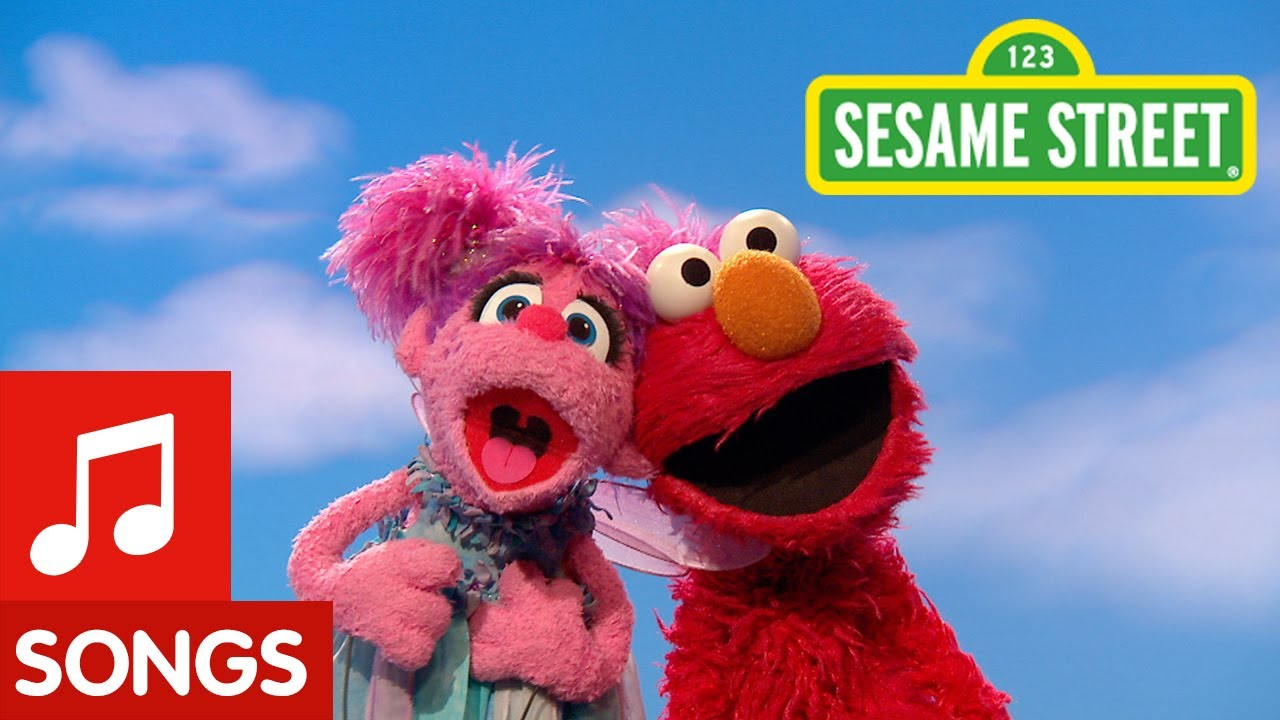 Sesame Street I Can Sing with Elmo and Abby  YouTube