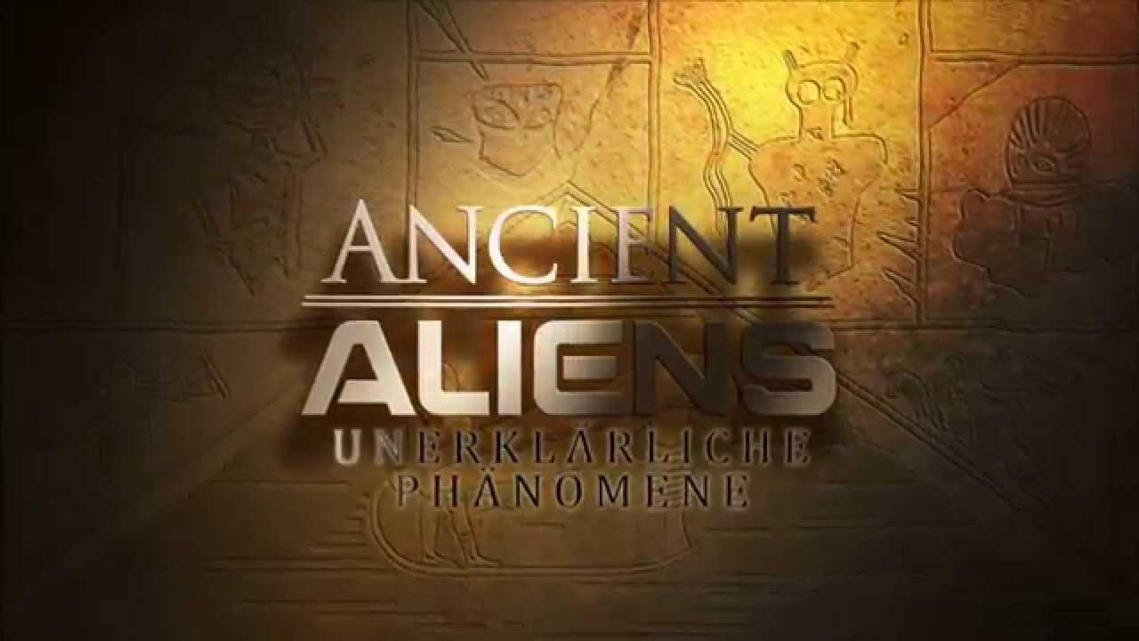 Ancient Aliens Deutsch Stream