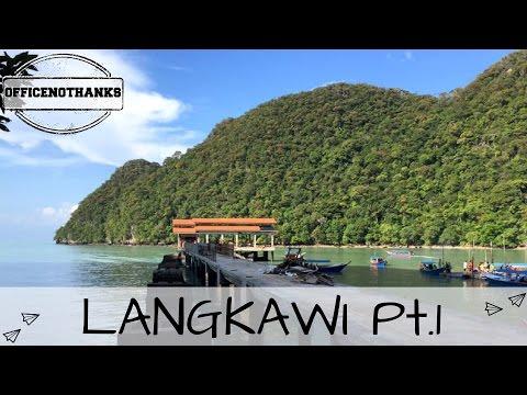 VLOG 17 - December in paradise  Langkawi, Part 1. ft. Surface Nomads | Malaysia