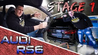 Audi RS6 C7 |  Stage 1 | Wie schnell sind 700PS? SimonMotorSport | #408