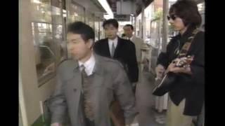 1994年に放送された寺内ヘンドリックスの 1コーナーです。 電車ギター:...