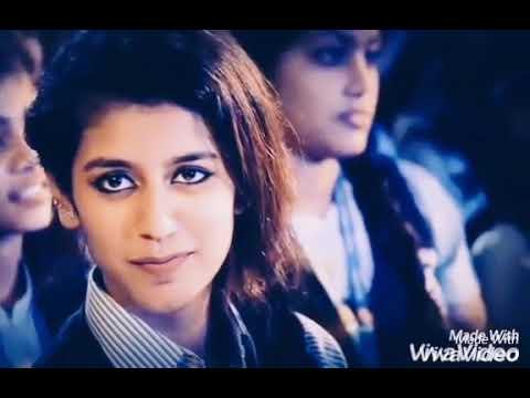 Priya Prakash Varrier Pakkadha Nerathil Pakkureano