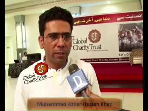 Azhar Balouch Secretary General Global Charity Trust