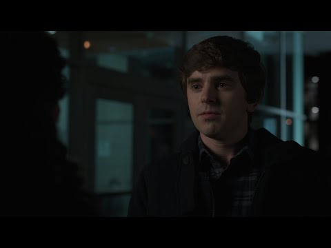 Shaun Says 'I Love You' to Carly - The Good Doctor