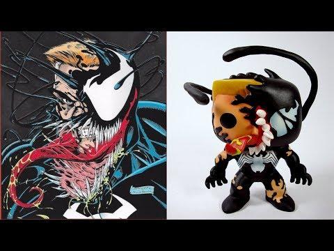 Venom As Funko POP  Pop Funko Venom Series