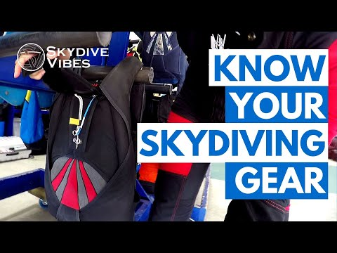 5 Things To Know About Your Skydiving Gear