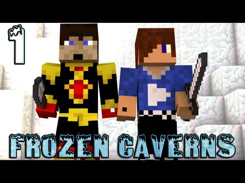 Minecraft : Frozen Caverns | Episode 1