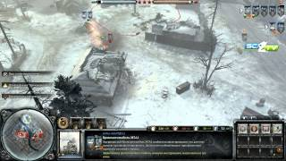 Adolf vs Adolf X2!! #6 Part 1 - Company of Heroes 2