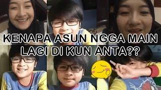 Rassya (Asun Kun Anta) Waktu Live Bareng Kak Michan!