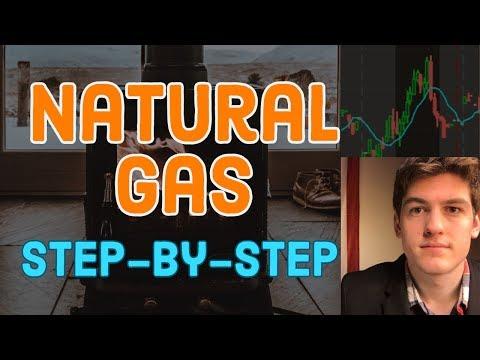 Natural Gas: How To Trade In 2019 ⚠️| UGAZ & DGAZ