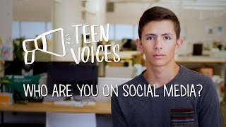 Teen Voices: Who Are You on Social Media?