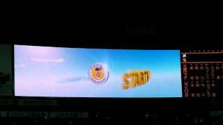 2012ホークスOP戦ヤフードーム初戦のスタメン発表