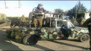 Как отряд ополченцев на «Жигулях» захватил пять танков ВСУ  Герои Донбасса