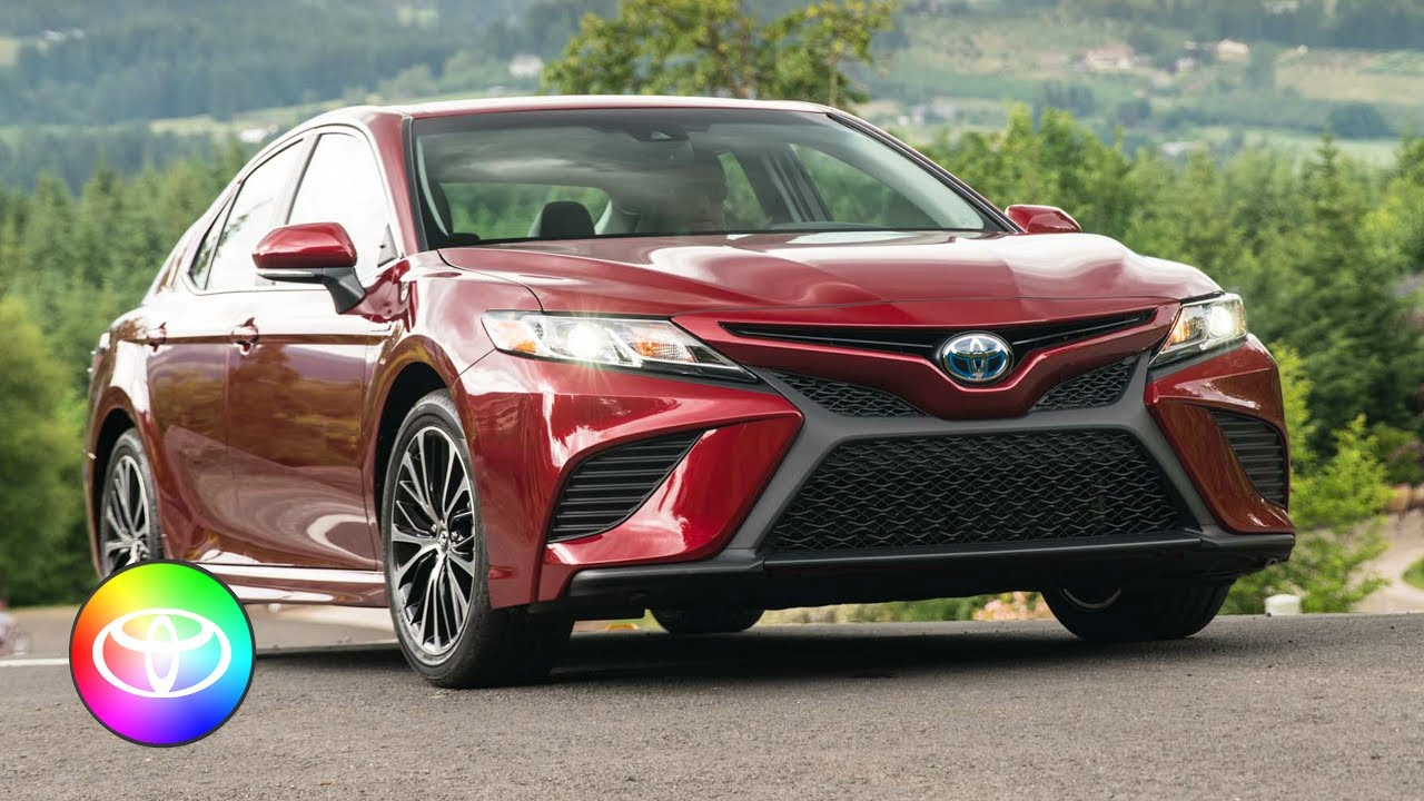 all new toyota camry philippines commercial song 2018 colors - youtube