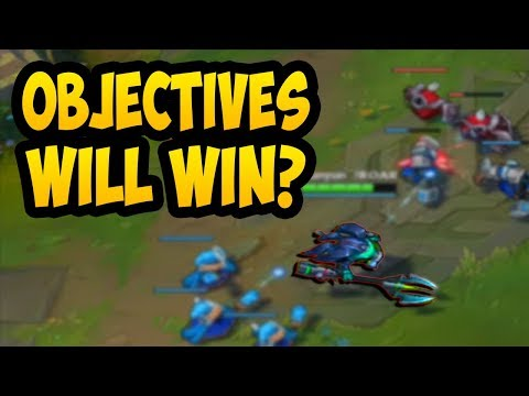 LoL - Road To Gold EP5: Objectives Will Win...?