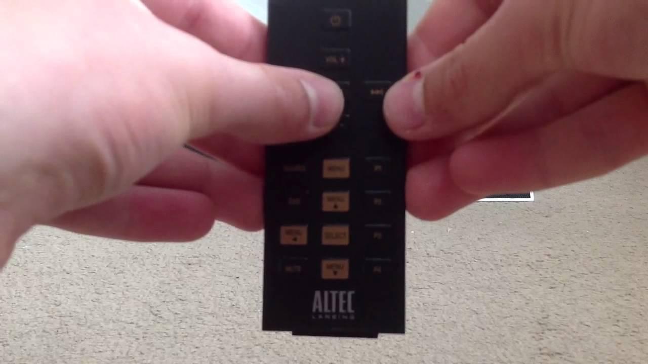 altec lansing inmotion classic imt620 youtube rh youtube com