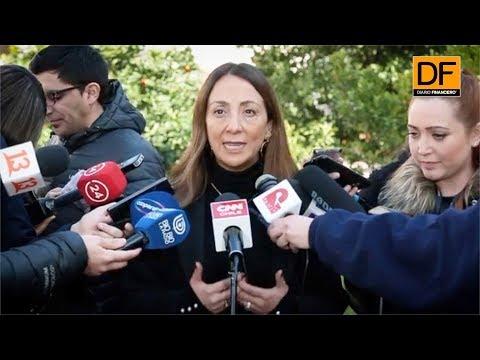 Ahora en DF: Ministra Pérez informa que Piñera viajará este miércoles a cumbre Mercosur