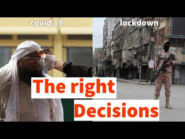 The right decisions | Arif Niazami | 9 News HD