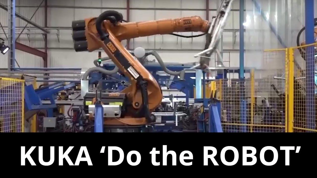 #SwarfandChips - Do the Robot with Kuka - 30/06/2017 - EP35