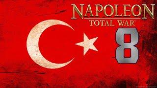 Napoleon Total War - Imperium Osmańskie #8 (Gameplay PL Zagrajmy)