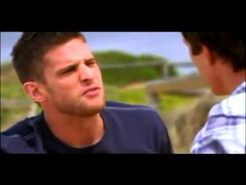 who is heath from home and away dating in real life
