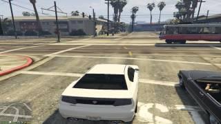 Grand Theft Auto V GTA5 на ПК на слабом компьютере. Смотр