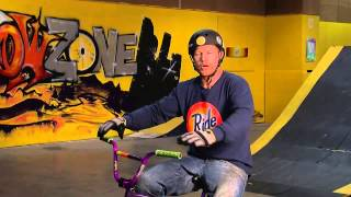 How to Do a Wheelie on a BMX Bike