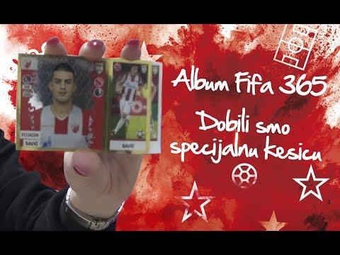 ZVEZDA U ALBUMU FIFA 365 - DOBILI SMO SPECIJALNU KESICU I ZALEPILI MNOGO IGRAČA