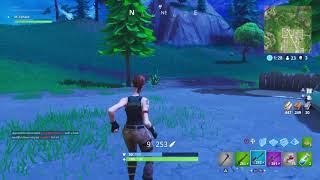 Fortnite Character Animation Glitch