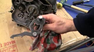 Zerlegung eines 2-Takt-Motors -- Teil 1